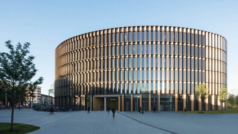 ¿Qué es un edificio positivo?
