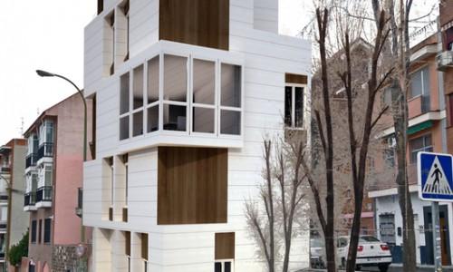 EDIFICIO SINGULAR DE 2 VIVIENDAS DUPLEX  210 m2 Madrid