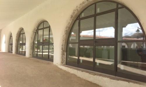 Proyecto Básico y Ejecución de Restauración y Rehabilitación de Zona Técnica del Hipódromo de la Zarzuela de Madrid. FASE 2.