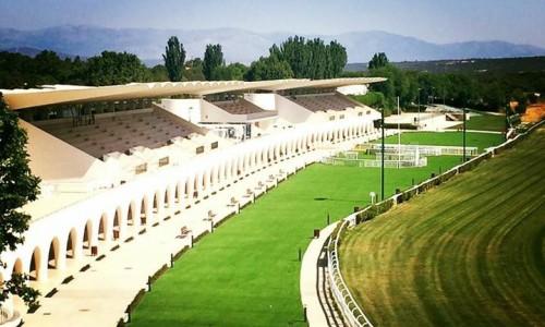 Proyecto Básico y Ejecución de Acondicionamiento de la Pelouse del Hipódromo de la Zarzuela de Madrid.