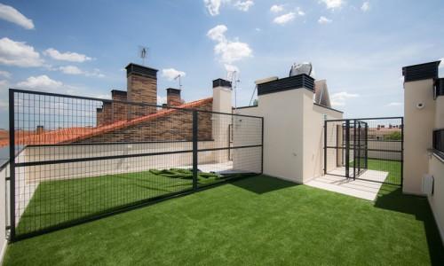 2 EDIFICIOS SINGULARES DE 6 VIVIENDAS CADA UNO Y  400,72 m2 Madrid