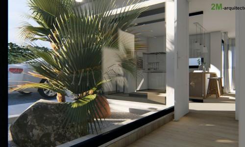 Vivienda Unifamiliar y piscina, Las Rozas de Madrid