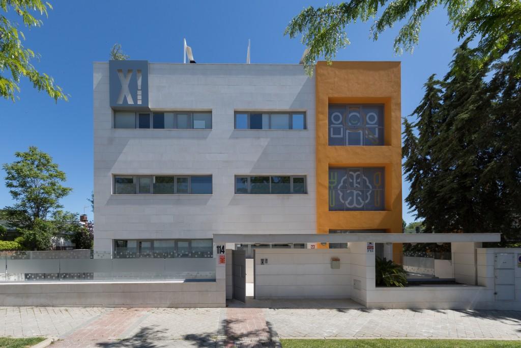 proyectos de arquitectura en madrid edificio de oficinas