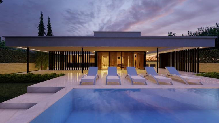 Cómo hacer una casa de lujo en Madrid