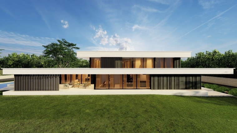 Diseñamos viviendas de lujo en Madrid