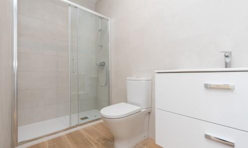 Residencial ZOE51 vivienda unifamiliar pareada y piscina 12