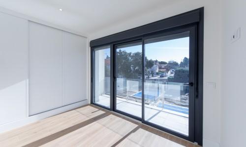 Residencial ZOE51 vivienda unifamiliar pareada y piscina 15
