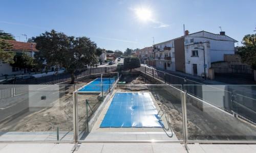 Residencial ZOE51 vivienda unifamiliar pareada y piscina 17
