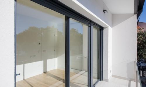 Residencial ZOE51 vivienda unifamiliar pareada y piscina 18