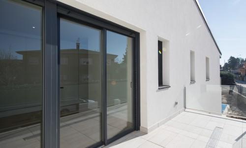 Residencial ZOE51 vivienda unifamiliar pareada y piscina 24