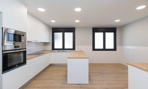 Residencial ZOE51 vivienda unifamiliar pareada y piscina 6
