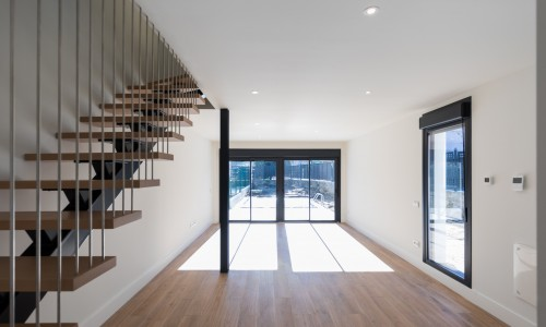 Residencial ZOE51 vivienda unifamiliar pareada y piscina 8