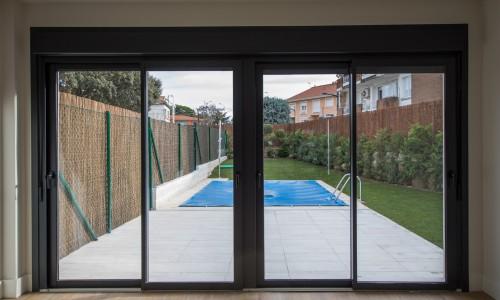 Residencial ZOE51 vivienda unifamiliar pareada y piscina 25