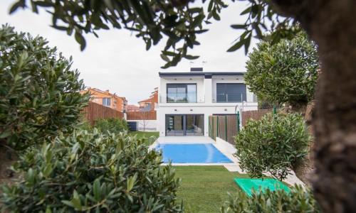 Residencial ZOE51 vivienda unifamiliar pareada y piscina 26
