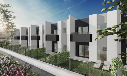 71 viviendas unifamiliares adosadas en valdemoro