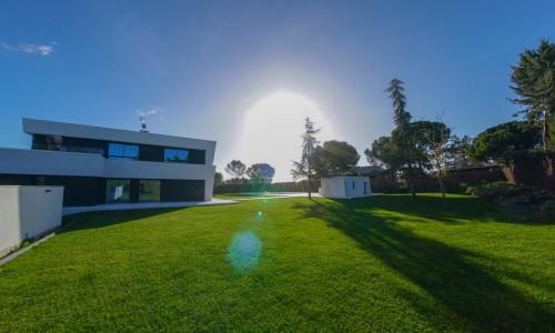 vivienda unifamiliar de lujo y piscina valle de tobalina 11a boadilla del monte 11