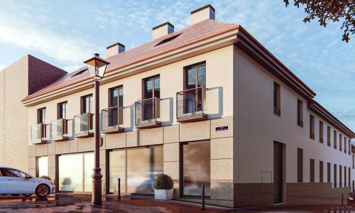 28 viviendas en Vicalvaro