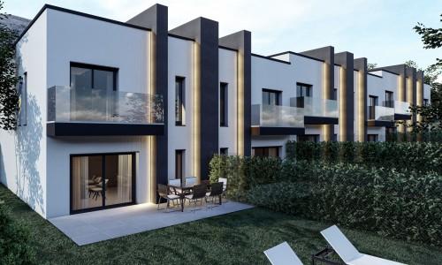 6 viviendas unifamiliares pareadas en sanxenxo 2