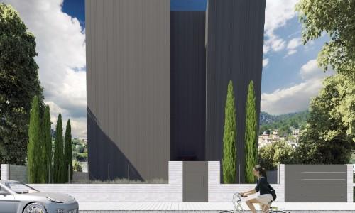 Edificio de oficinas avenida de la victoria