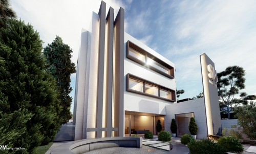 Edificio de oficinas avenida nuevo mundo