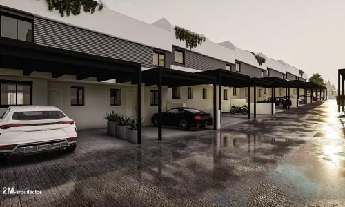 27 viviendas de vppl con piscina arroyomolinos 3