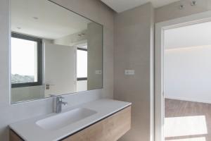 Los baños cambian su función y pasan a ser un espacio dedicado al relax.