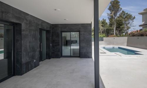 Vivienda unifamiliar aislada con piscina en Villalbilla 1