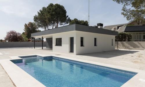 Vivienda unifamiliar aislada con piscina en Villalbilla 7