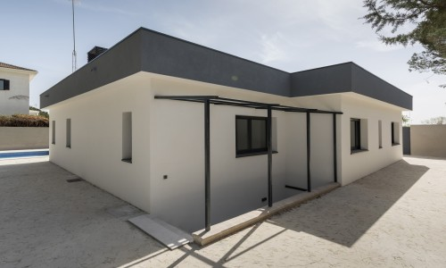 Vivienda unifamiliar aislada con piscina en Villalbilla 8