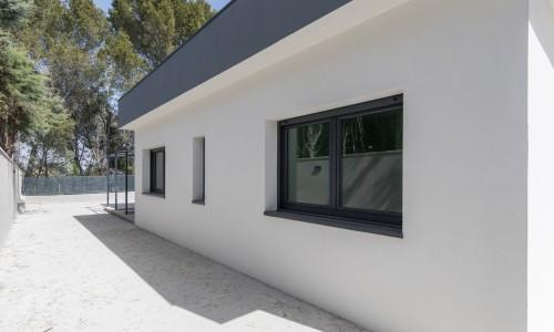 Vivienda unifamiliar aislada con piscina en Villalbilla 9