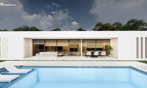 Vivienda unifamiliar aislada de lujo con piscina en las lomas boadilla 3