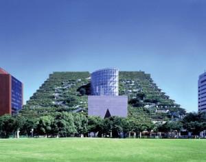 Acros, un edificio respetuoso con el medioambiente y una obra de arquitectura verde.