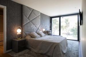 El dormitorio es una de las estancias más importantes de la casa.