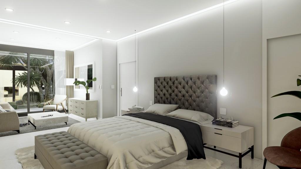 Colores blancos. Qué dice la decoración de tu dormitorio sobre ti