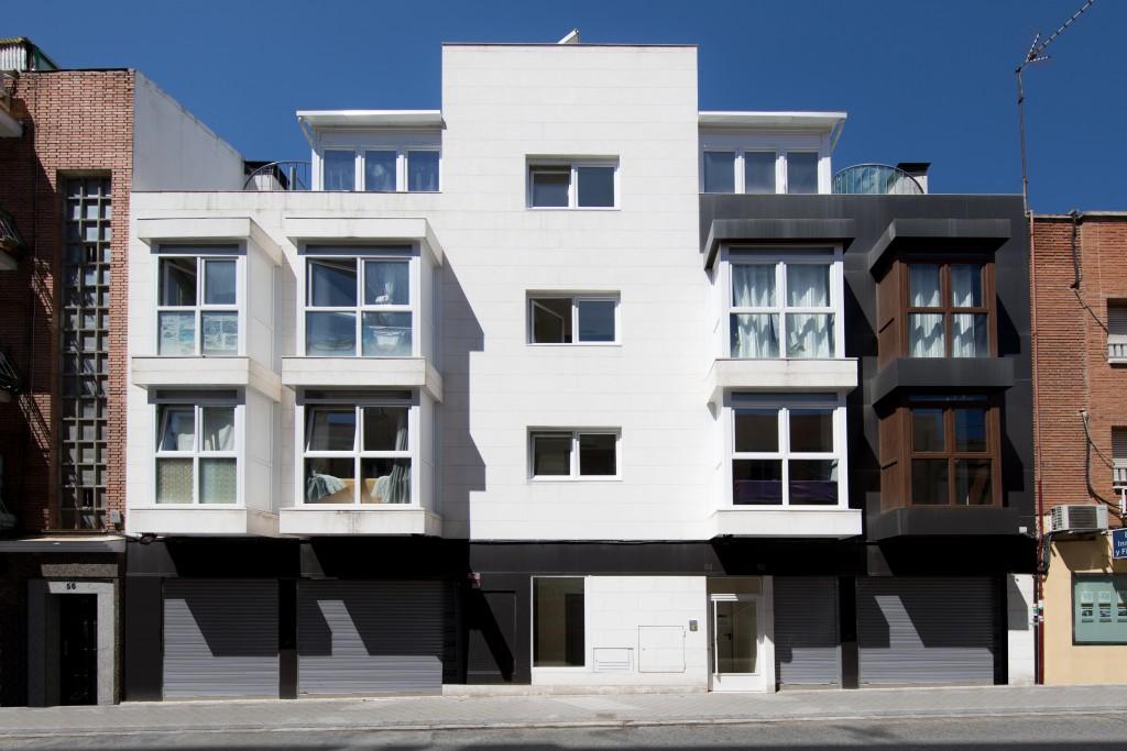 Descubre por qué son importantes las fachadas en arquitectura
